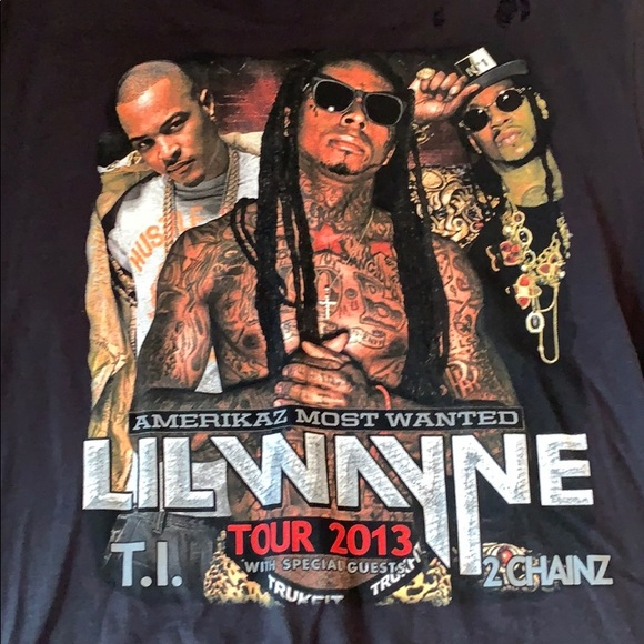 Poster Lil Wayne Americas Most Wanted Shades